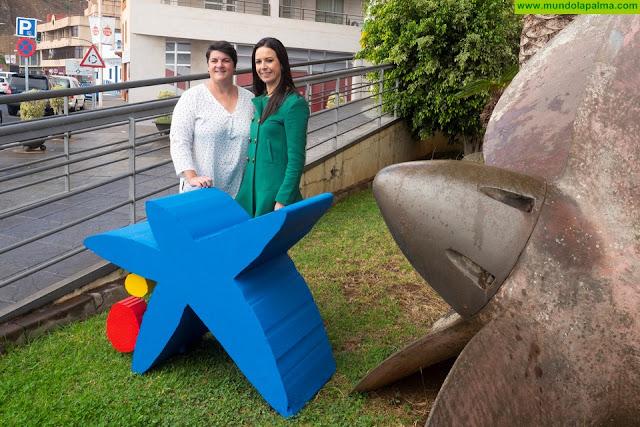 Transvulcania y La Obra Social de La Caixa mantienen su apuesta por la juventud y la inclusión