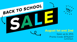 TPT Back to School Sale 2017
