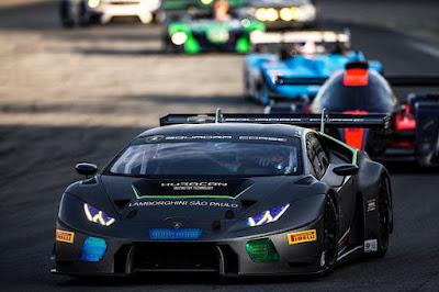 Segunda vitória da Lamborghini Huracán (Bruno Terena/MS2)
