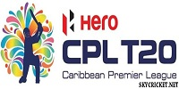 Watch CPL T20 matches