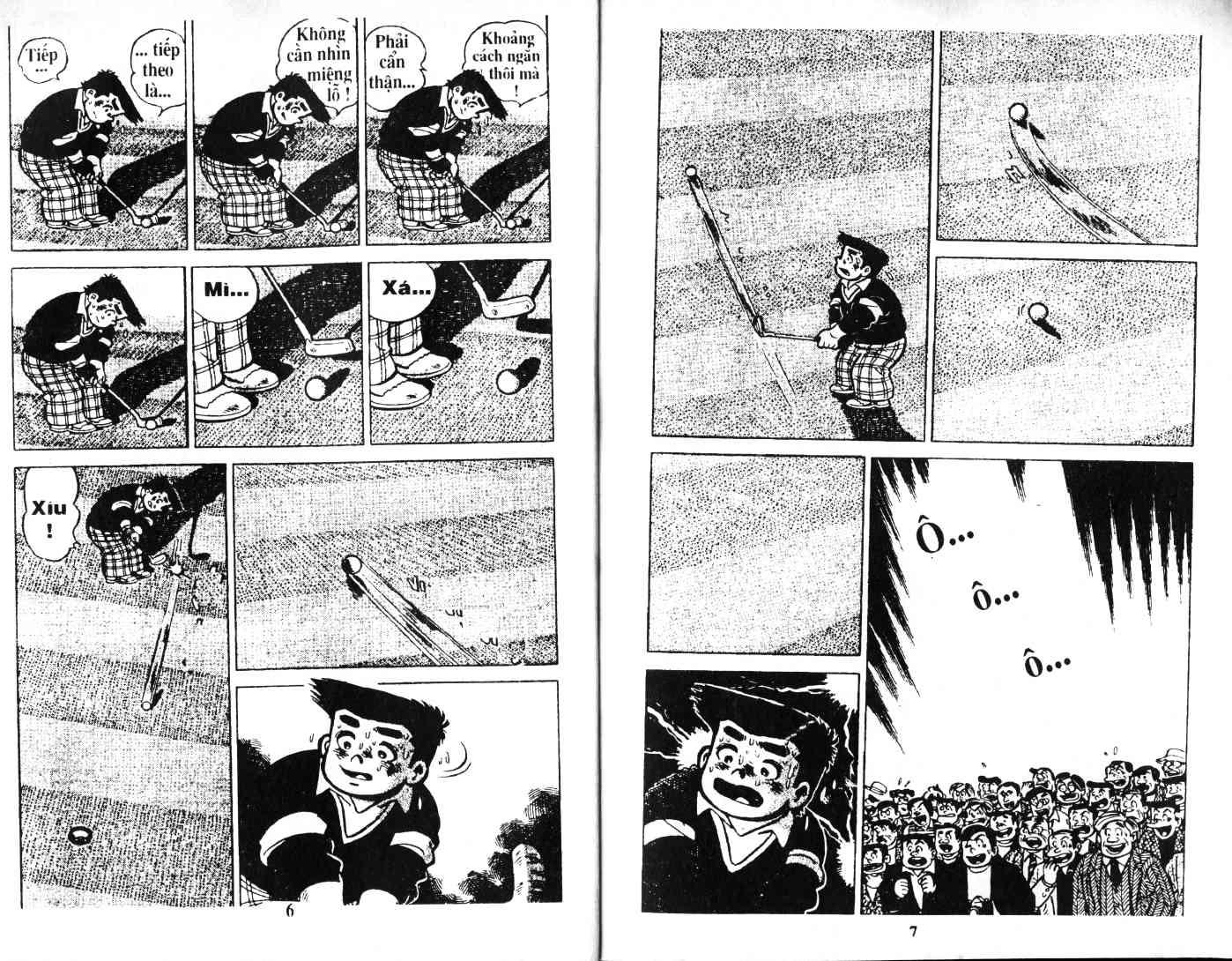 Ashita Tenki ni Naare chapter 35 trang 2