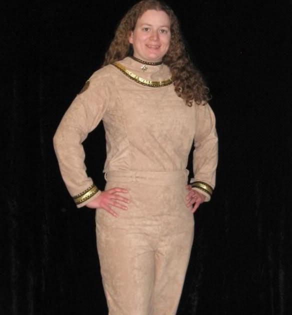 Battlestar Galactica Dress Uniform 76