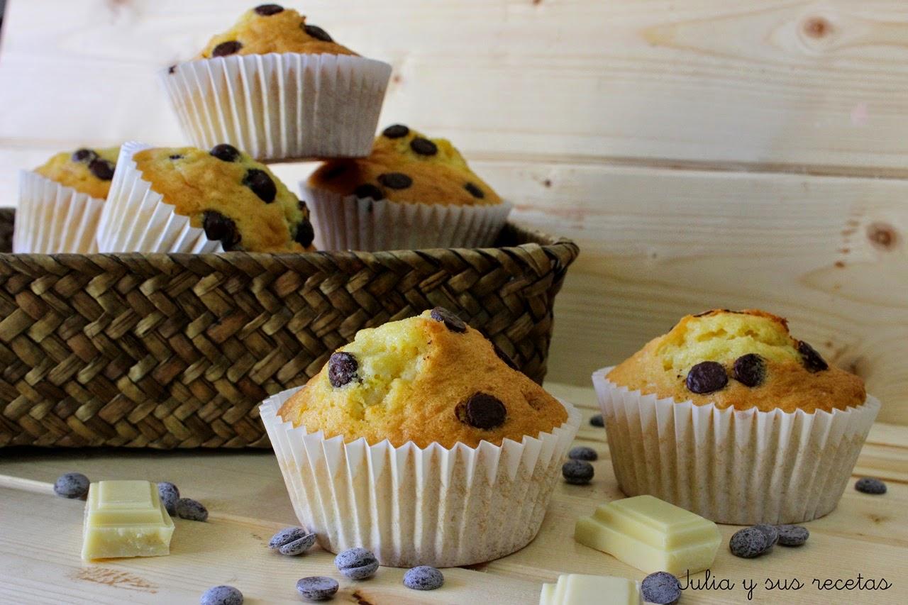 6 deliciosas magdalenas para el desayuno o la merienda for Desayuno frances tradicional