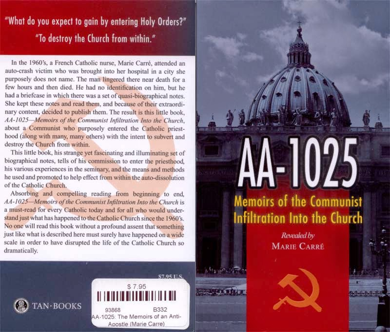 AA-1025 Memoirs of an AntiApostle