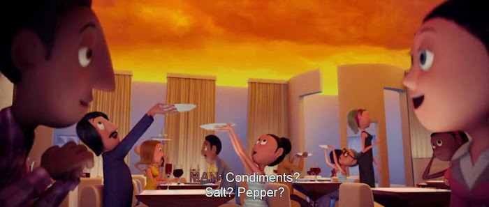 Watch Online Hollywood Movie Cloudy with a Chance of Meatballs (2009) In Hindi English On Putlocker