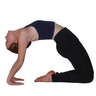 after ashtanga vinyasa krama yogaat home  vinyasa