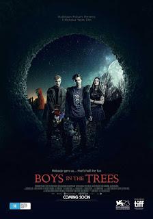 Baixar Filme Os Garotos nas Árvores Dublado 2017