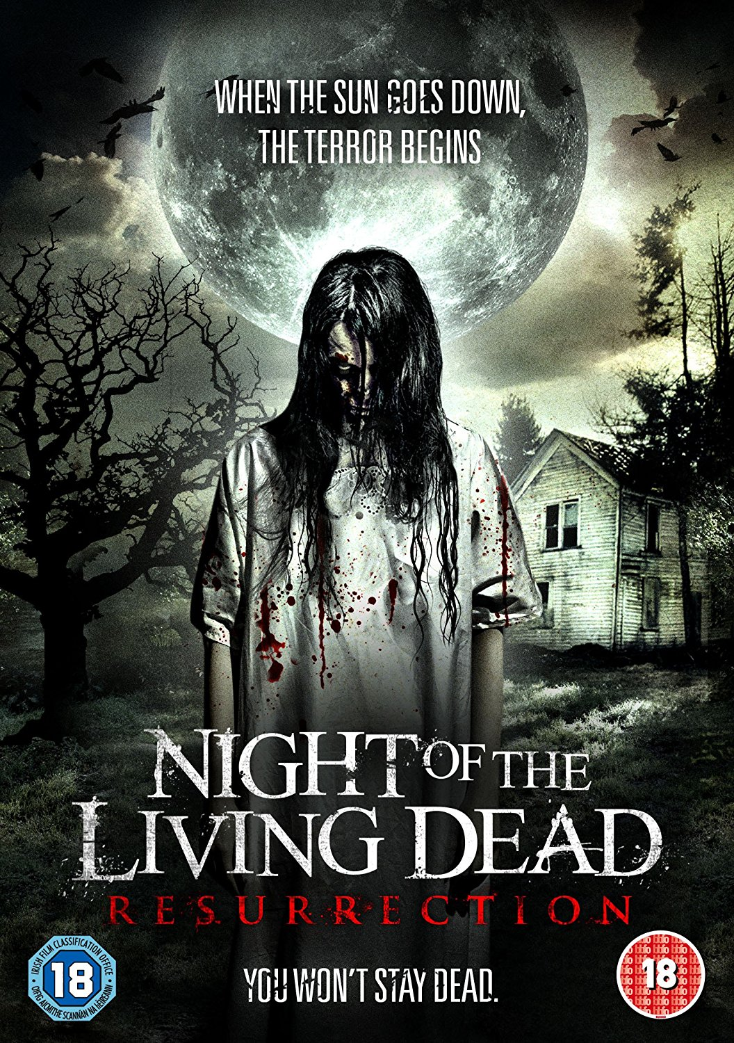 Night Of The Living Dead Farmhouse British Horror Revival North Bank Entertainment The