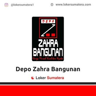 Depo Zahra Bangunan Banda Aceh