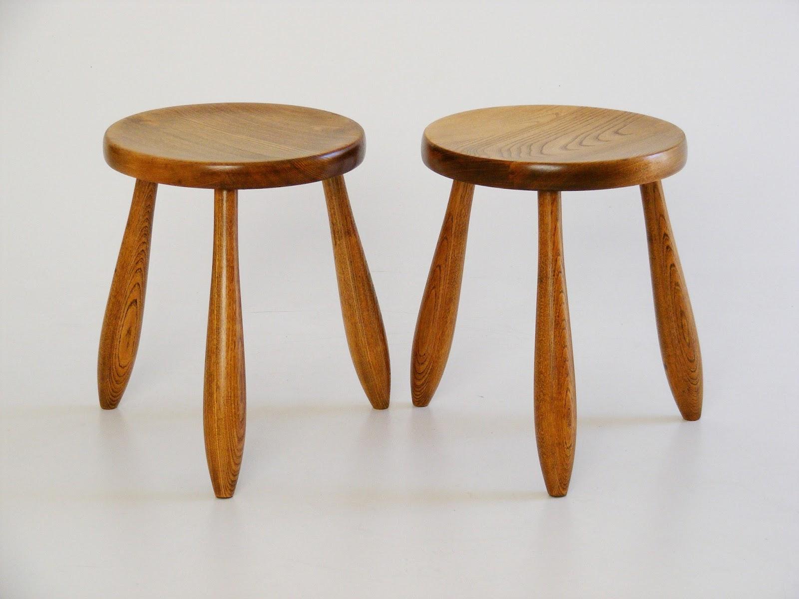 VAMP FURNITURE This weeks new vintage furniture stock at  : PIC2B5AVAMPOAK2BMLKMAID2BSTOOLS08042016 from vampfurniture.blogspot.com size 1600 x 1200 jpeg 193kB
