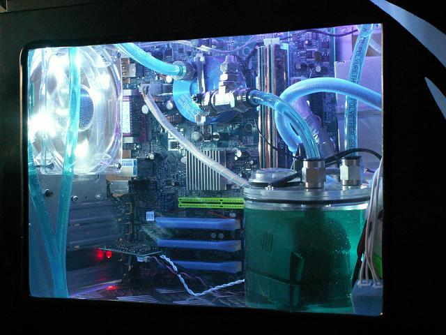 """Modding"" computadoras de fantasía."