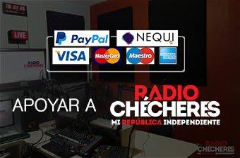 Pauta con Radio Chécheres