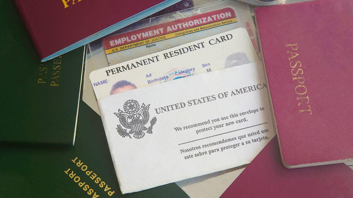 Estas 50,000 personas ganaron la codiciada visa de un polémico programa que Trump quiere eliminar