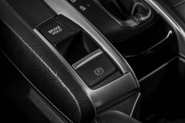 Novo Honda Civic 2017 - Sport