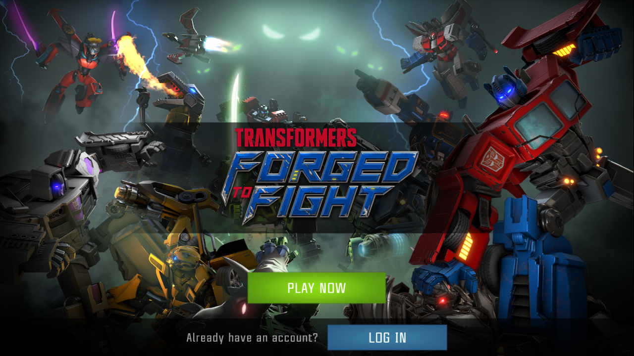 Androhacktools: 'Transformers: Forged to Fight 'Game on Your