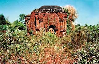 Ancient Pagoda in Pyay