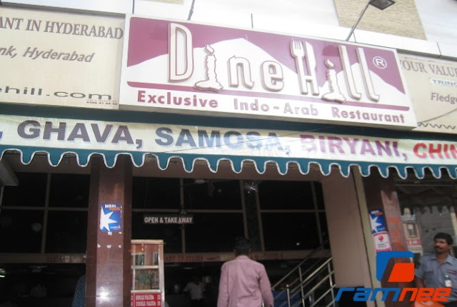 Restaurants and Dhabas in Hyderabad