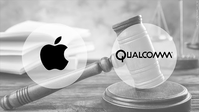 Qualcomm Filed Three New Patent Infringement Claims Against Apple, Seeking An Import Ban On iPhone 8 And iPhone X