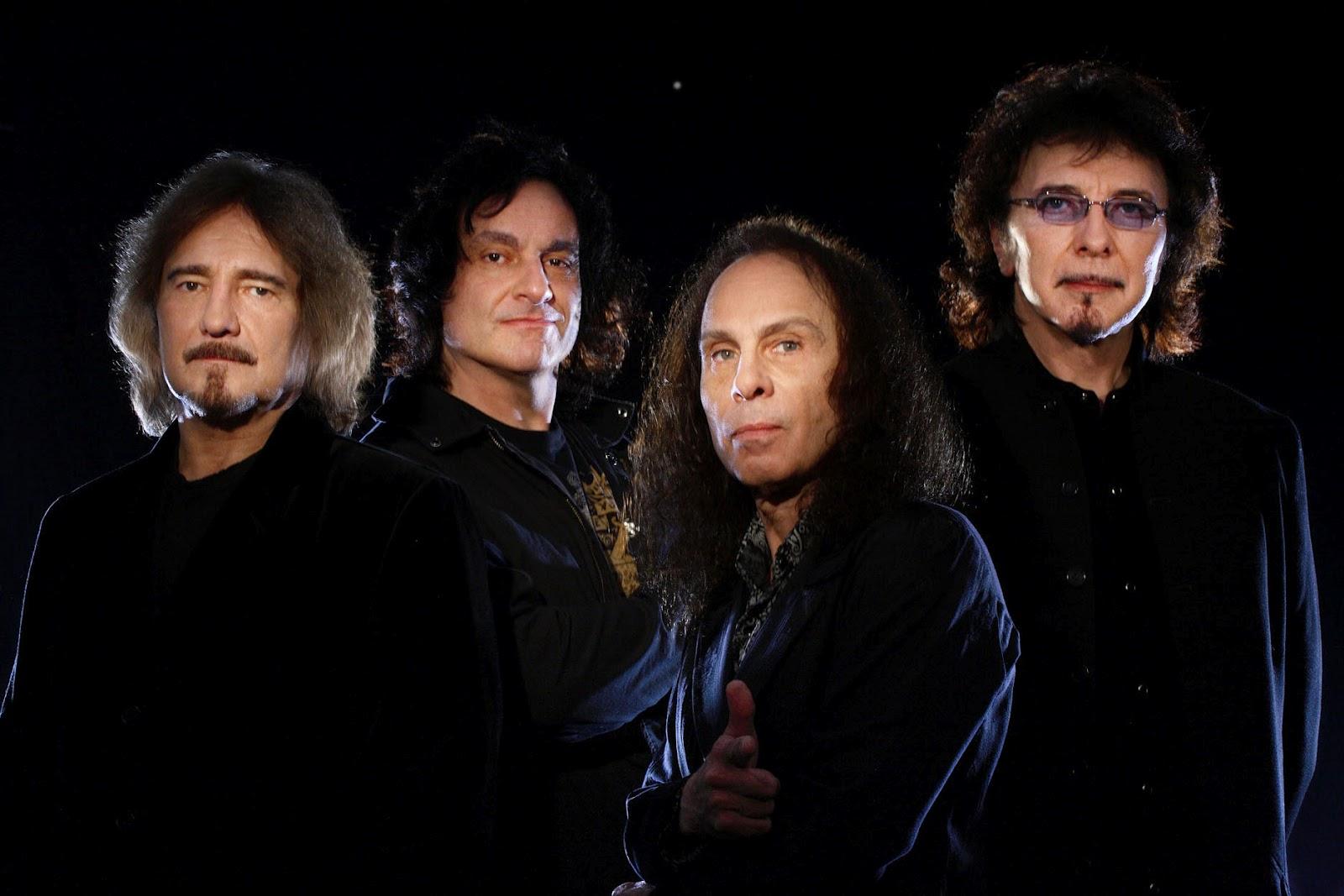 Metalpaper Wallpapers Black Sabbath