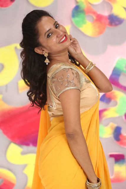 Ishika Singh Stills At Kobbari Matta Movie On Location Press Meet