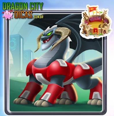 Ganhe o Dragão Drático - Torneio!