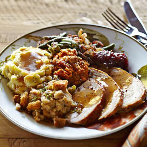 Traditional thanksgiving dinner ideas