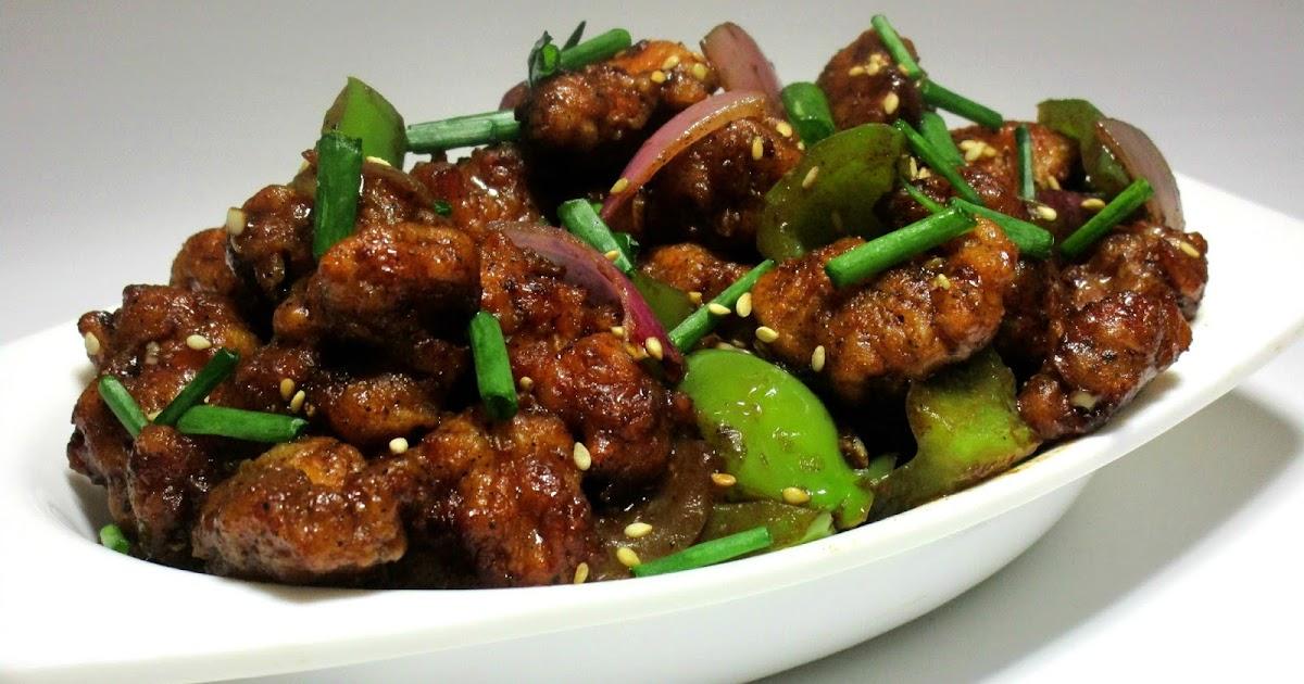 Blessy S Kitchen Chilli Chicken