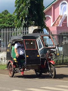 Medina Misamis Oriental mode of transportation