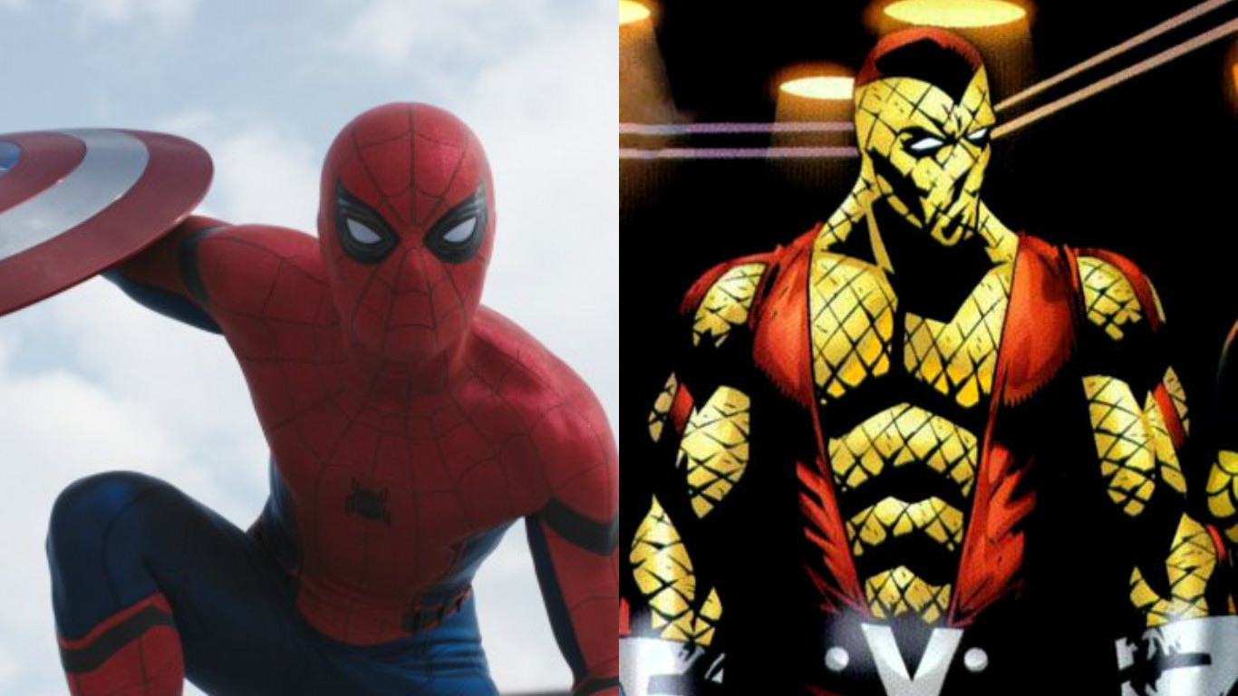 Spider-Man: Homecoming- The Shocker Revealed in New Set Pics