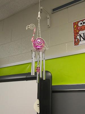 Flamingo Fabulous Classroom Reveal 2013