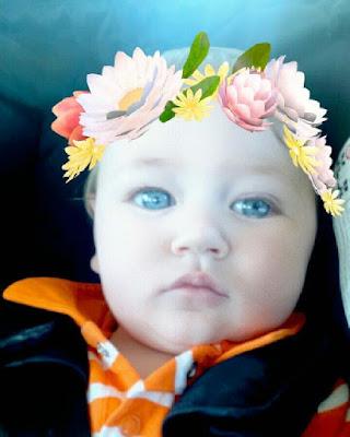 baby snapchat