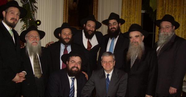 Uprooted Palestinian: Chabad & US zionist Law-makers