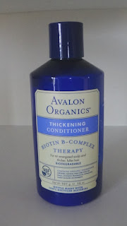 Après-shampoing Thickening conditioner Biotin B complex therapy , Avalon Organics
