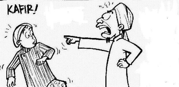 Dalil-dalil Keharaman Memanggil Kafir kepada Non Muslim jika Menyakiti Perasaannya