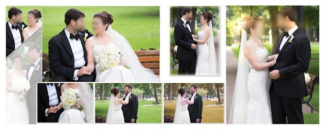 Pre Wedding Album Psd