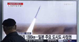 north Korea missiles nuclear bombs breaking news