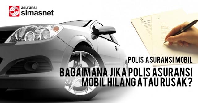Asuransi Mobil Dengan Asuransi Mobil All Risk