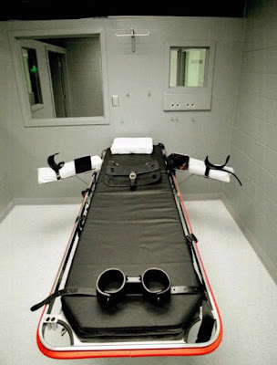 Oregon's death chamber
