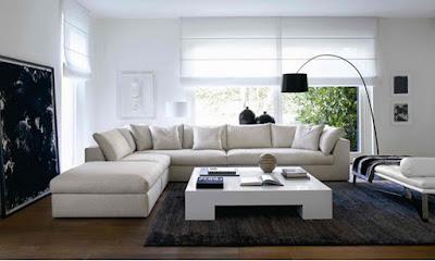Desain Ruang Interior Rumah Sederhana Yang Modern