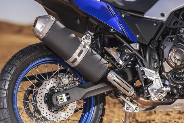 Yamaha Tenere T7. La nueva 700 de Iwata