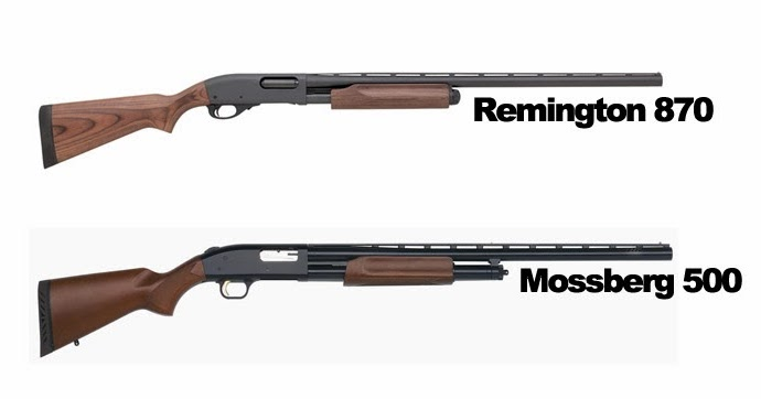 The Shotgun Guide: Mossberg 500 vs Remington 870