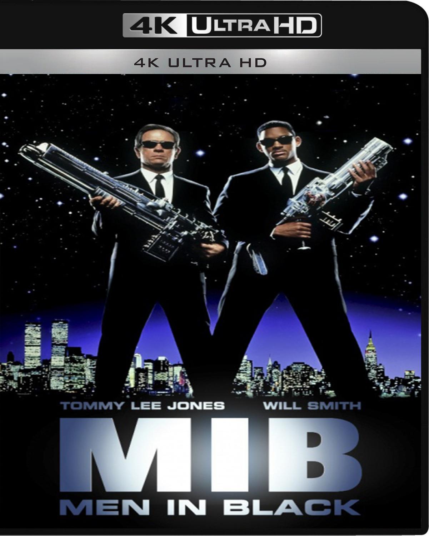 MIB: Men in Black [1997] [UHD] [2160p] [Latino – Castellano]