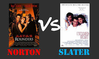 Rounders vs Untamed Heart