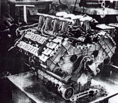Un motor argentino para la F1, el Berta V8. (parte 3)