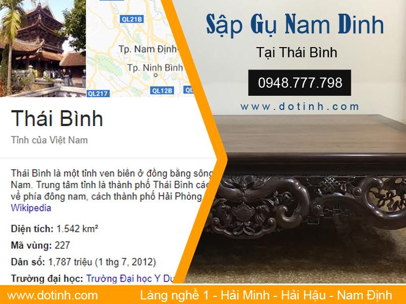 Tư vấn mua sập gụ tại Thái Bình chất lượng?