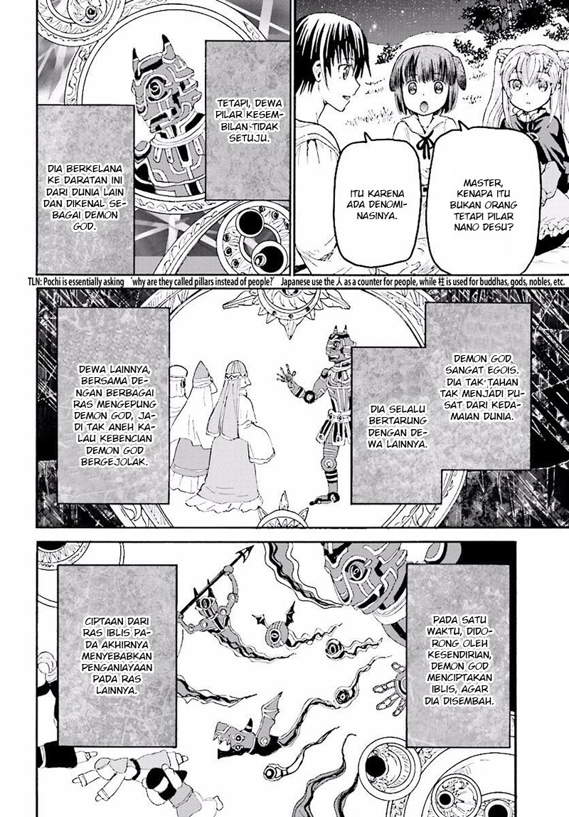 Baca Komik Death March Chapter 30.1 Bahasa Indonesia