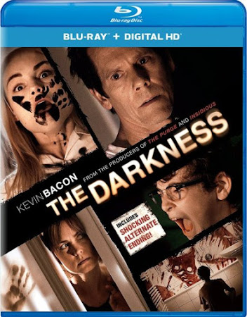 Poster Of The Darkness 2016 In Hindi Bluray 720P Free Download