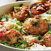 Asian Pork Meatballs Over Coconut Rice Recipe