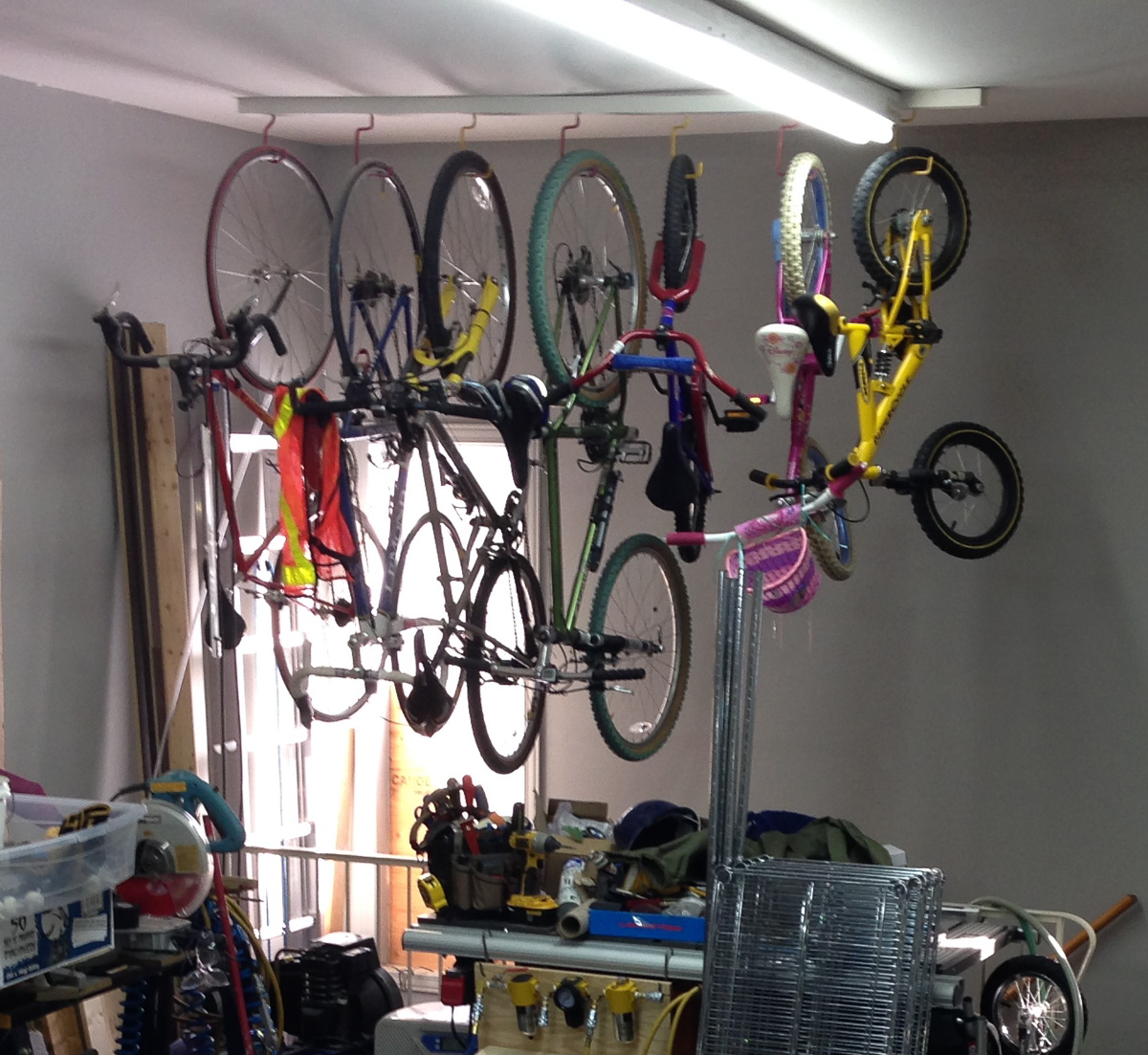 The Fix-it Blog - Sorting Things Out: Delta Vertical Wall ...