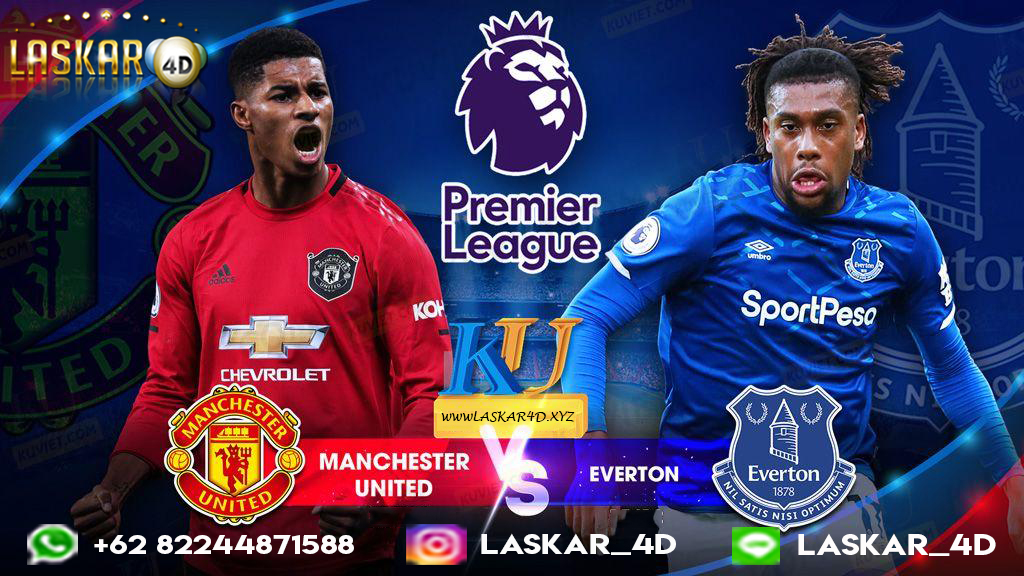 Prediksi Manchester United VS Everton 01 Mar 2020
